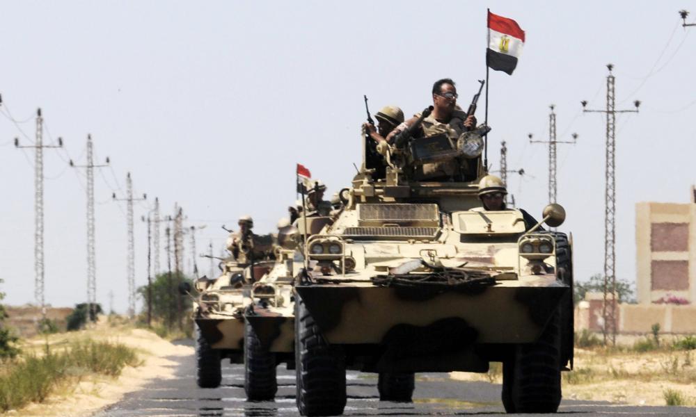 Αίγυπτος Λιβύη