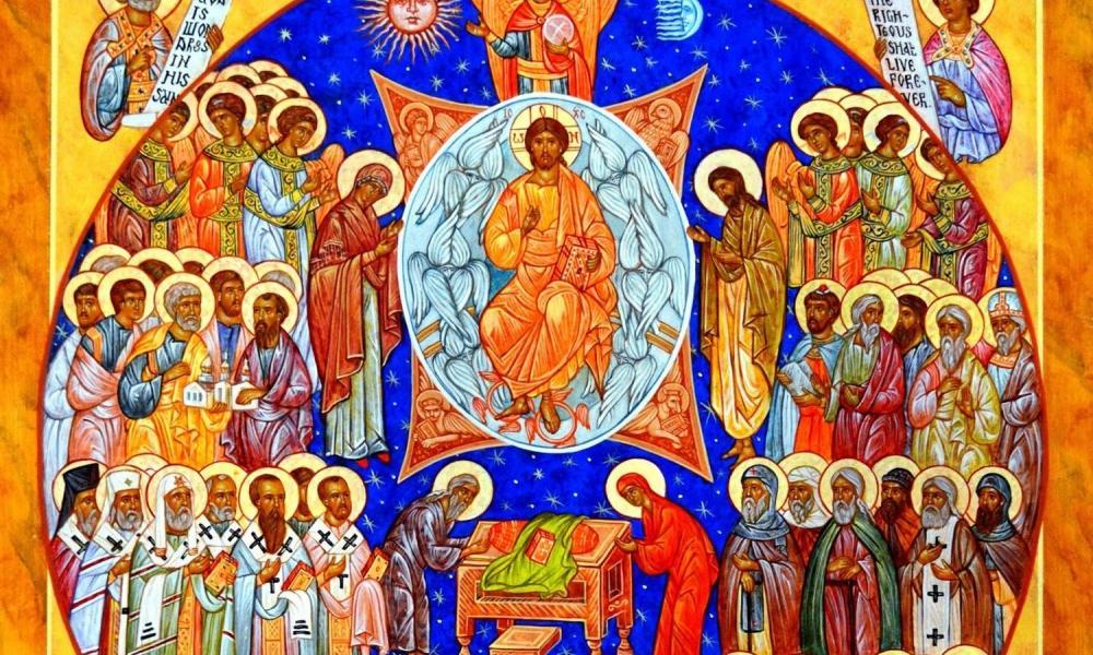 Κυριακή των Αγίων Πάντων: Ποιοί εορτάζουν σήμερα   Pentapostagma