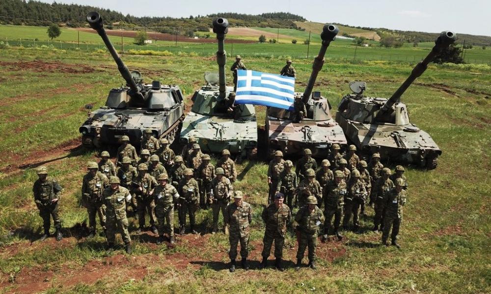 Οι ελληνικές ΕΔ στην πρώτη γραμμή: Στους ισχυρότερους στρατούς της Ευρώπης ο Ελληνικός