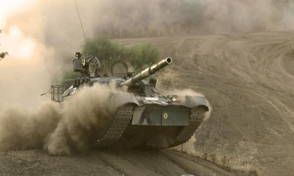 """Εντυπωσίασε η στρατιωτική άσκηση """"Νικητής - Δήμητρα 2020"""" στην Κύπρο"""