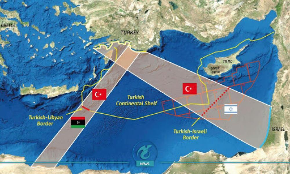 Τουρκία-Παλαιστίνη ΑΟΖ