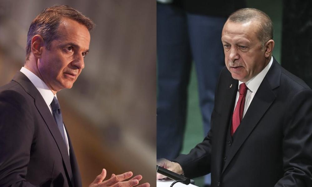 Mητσοτάκης προς ΕΕ: ''Η Τουρκία παραβιάζει τα κυριαρχικά μας δικαιώματα & εσείς μιλάτε για κυρώσεις κατά της Ρωσίας''