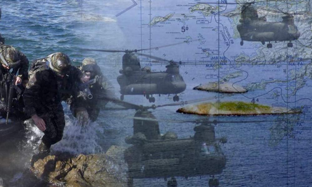 Αιφνιδιάστηκαν οι Τούρκοι: ''Οι Έλληνες μας απειλούν με πόλεμο, είναι έτοιμοι για όλα''