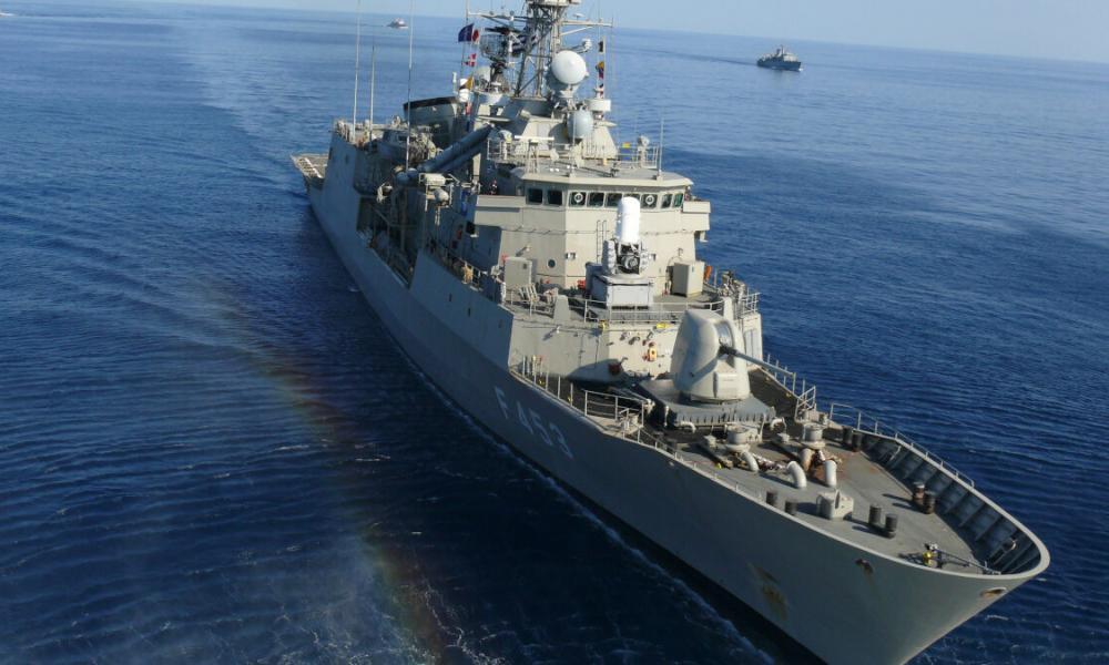 Ενοχλήθηκαν οι Τούρκοι: ''Η Φ/Γ «ΣΠΕΤΣΑΙ» καταδίωξε πλοία μας''