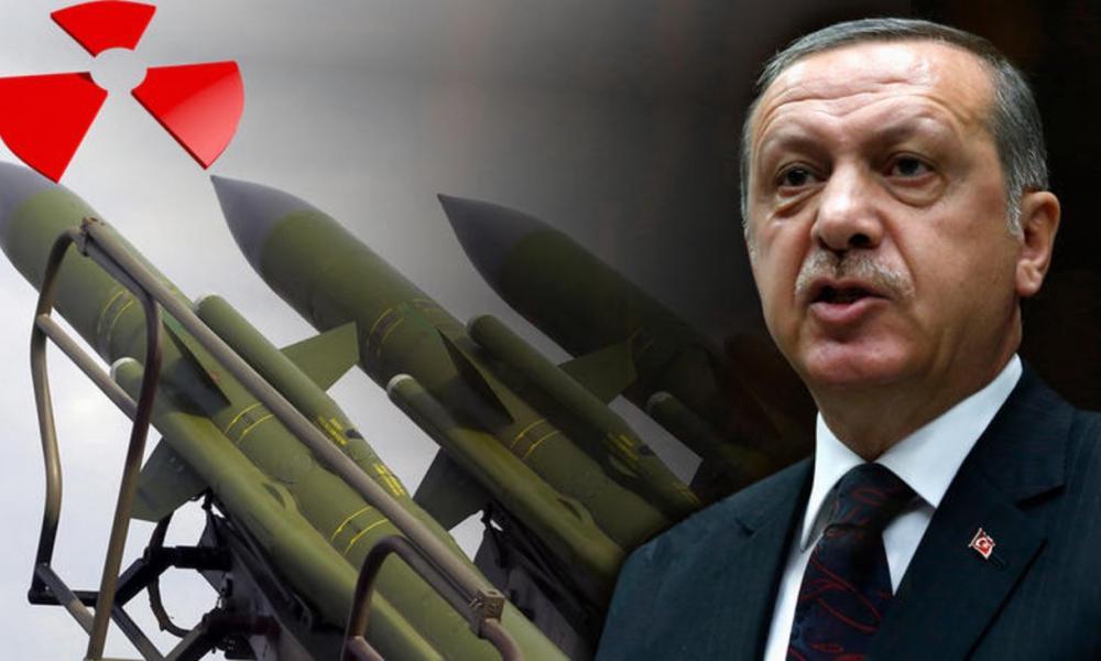 Ερντογάν, πυρηνικά