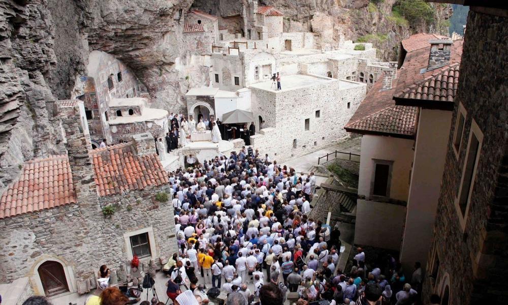 Το Πατριαρχείο διαψεύδει τον Ερντογάν: Δεν μας έδωσαν άδεια για την Παναγία Σουμελά