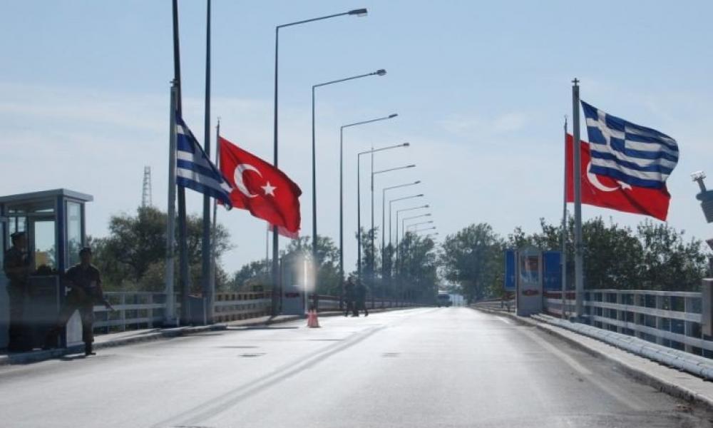 ελληνοτουρκικά σύνορα