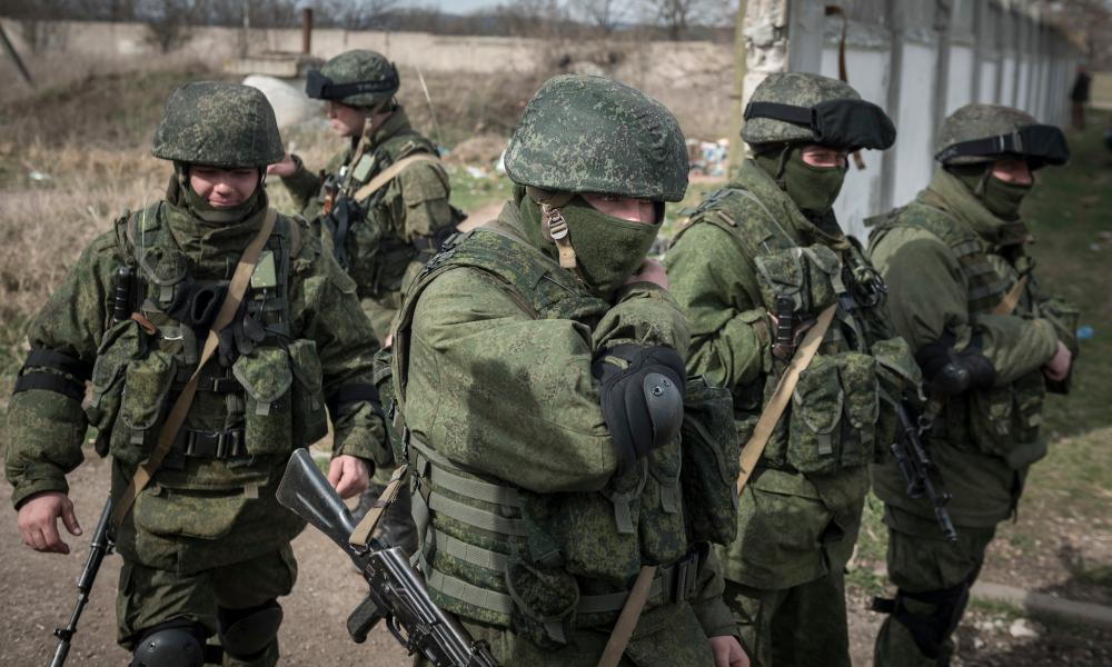 ρωσικές Ειδικές ΔΥνάμεις