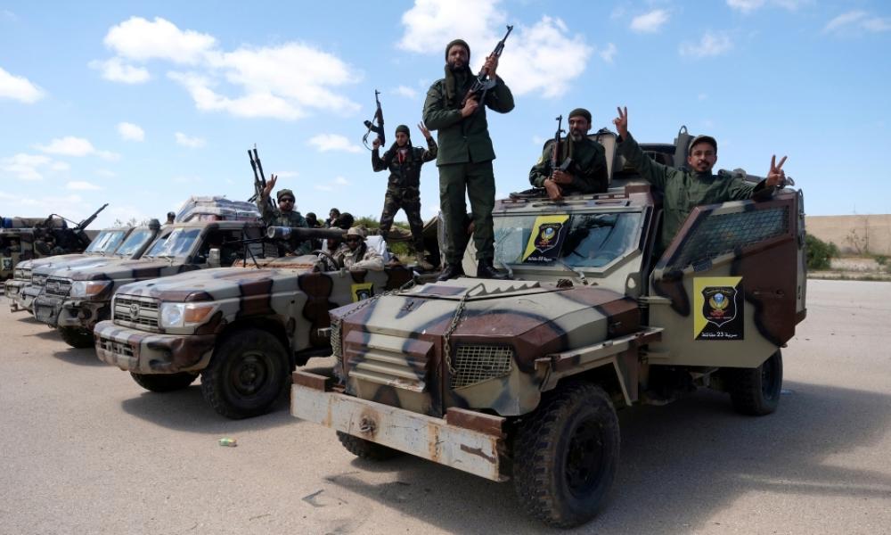LNA: Ισχυρό πλήγμα κατά της Τουρκίας η επίθεση στη βάση Αλ ...