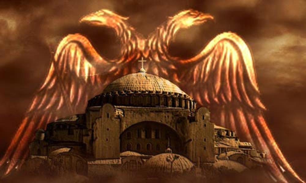 ΑΕΚ: «Η Αγία Σοφία της Κωνσταντινούπολης πάντα θα στέκει εκεί που ...