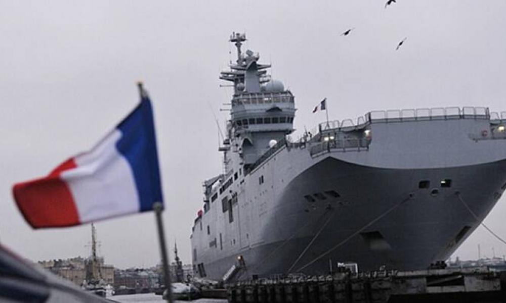 γαλλικό πλοίο
