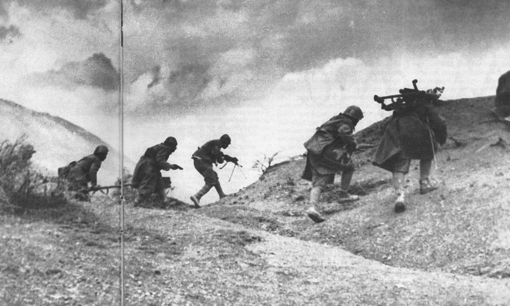 ελληνικός στρατός 1945