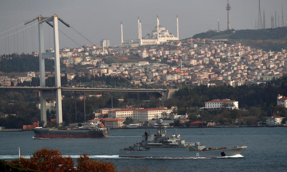 κανάλι Κωνσταντινούπολης