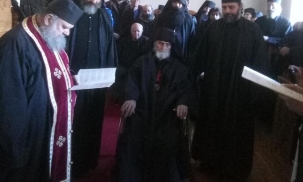 μοναχός Νεκτάριος