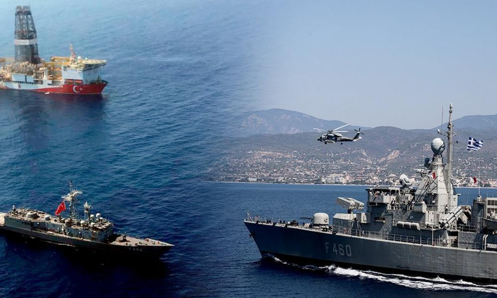Πλοίο ηλεκτρονικού πολέμου μεταξύ Ρόδου & Καστελόριζου - Βγάζει τον στόλο η Άγκυρα για ασκήσεις στο Αιγαίο