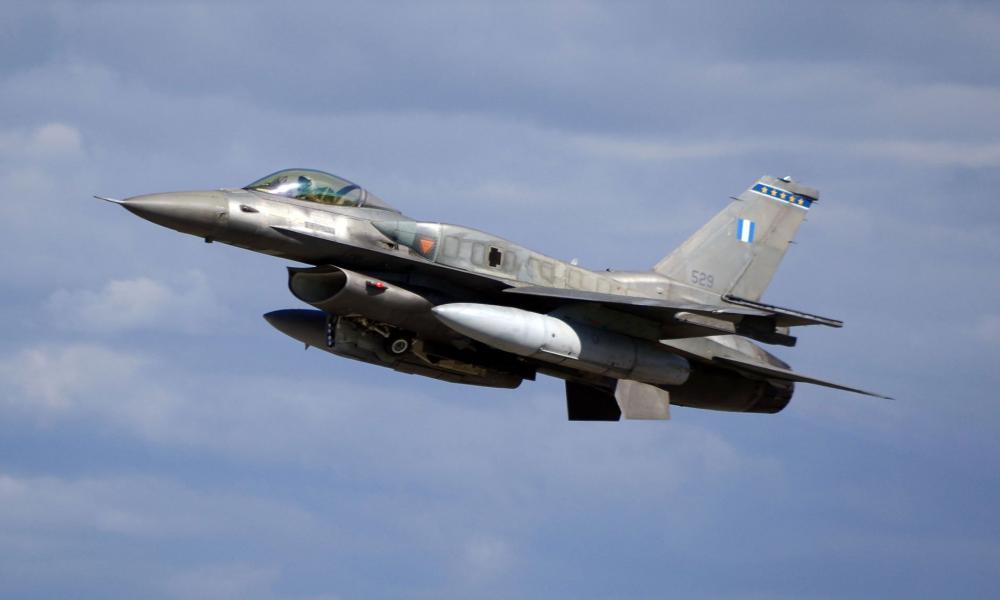 Τούρκος στρατιωτικός: ''Τα Ελληνικά F-16 θα φθάσουν γρήγορα από την Πάφο στην Άγκυρα''