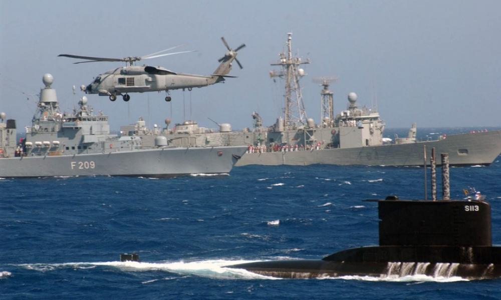 Ρωσικό ΜΜΕ: ''Ελληνικό υποβρύχιο έκοψε τα καλώδια του Oruc Reis''