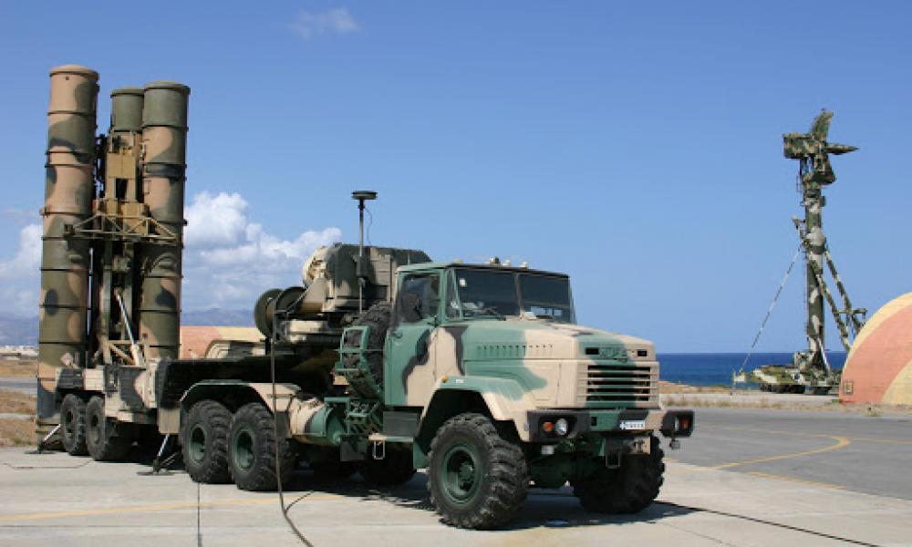 """Τουρκία: """"Η Ελλάδα έχει πλεονέκτημα στο Αιγαίο-Να αναπτύξουμε τους S-400"""""""