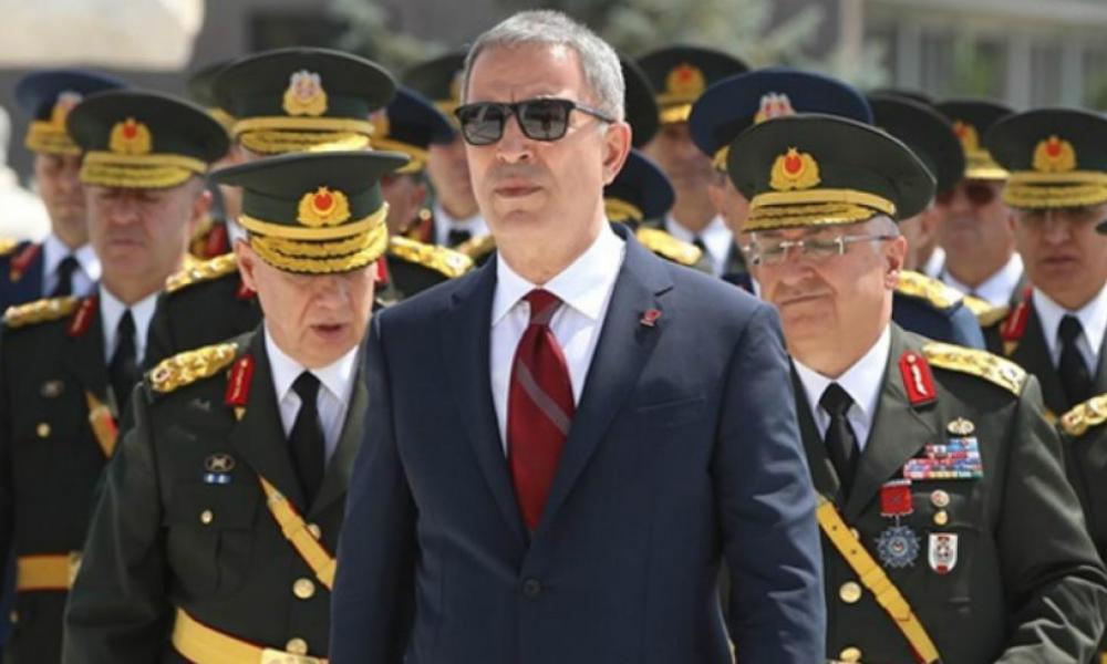 Ο Ακάρ ζητάει βοήθεια από το Αζερμπαϊτζάν εν μέσω ελληνοτουρκικής κρίσης