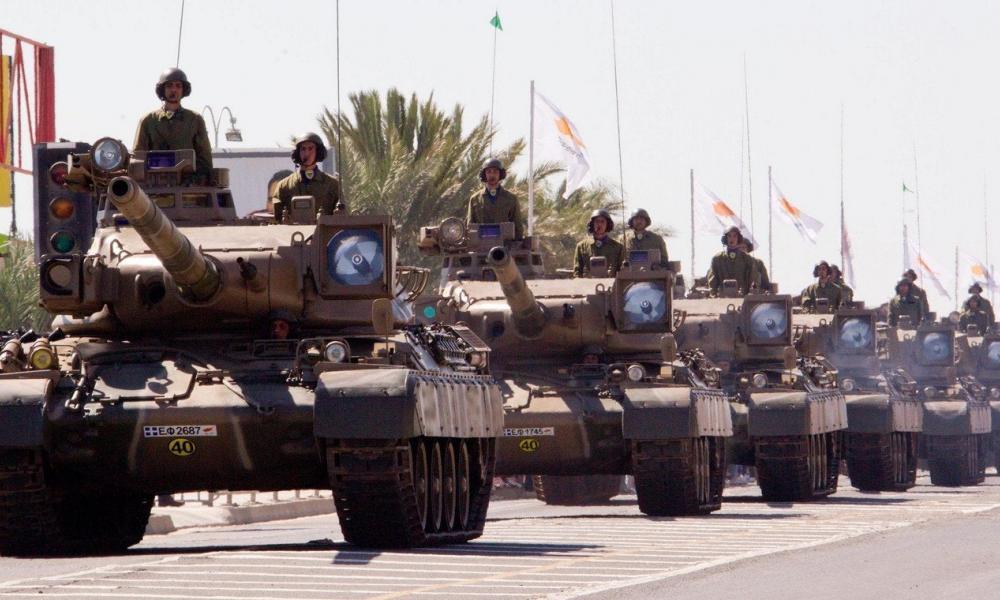 Άρση του αμερικανικού εμπάργκο πώλησης όπλων στην Κύπρο