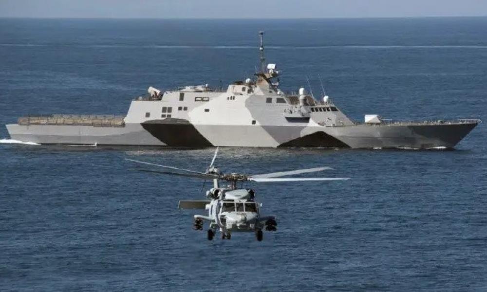 Πολύ κοντά σε συμφωνία για τέσσερεις φρεγάτες από την Lockheed Martin