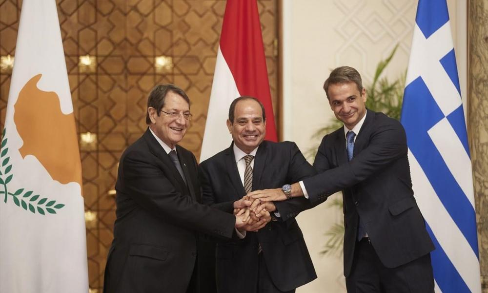 """""""Άδειασμα"""" Αιγύπτου σε Γερμανία: «Εμάς σύμμαχοί μας είναι οι Έλληνες»"""