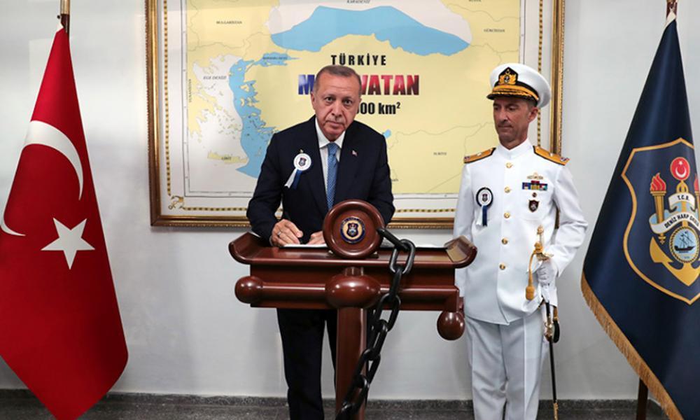 """Αμερικανός ειδικός: Η """"Γαλάζια πατρίδα"""" πιθανώς θα φέρει τον διαμελισμό της Τουρκίας"""