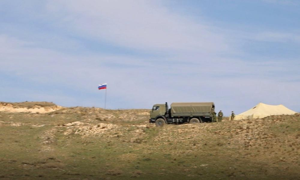 Βρετανός δημοσιογράφος: ''Έφθασαν ρωσικά στρατεύματα στο Αρτσάχ''