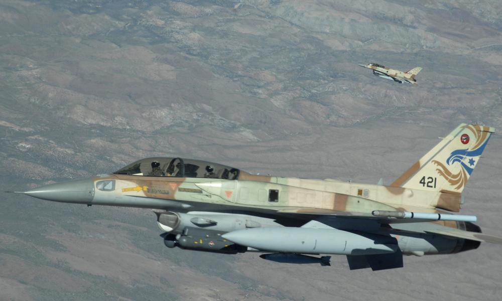 Το Ισραήλ εγγυητής της ασφάλειας της Κύπρου