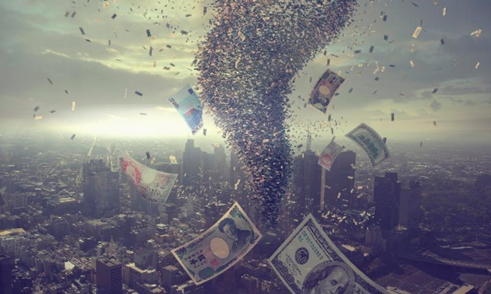 Bloomberg: Η πανδημία ενδέχεται να ολοκληρωθεί με παγκόσμιο κραχ! |  Pentapostagma