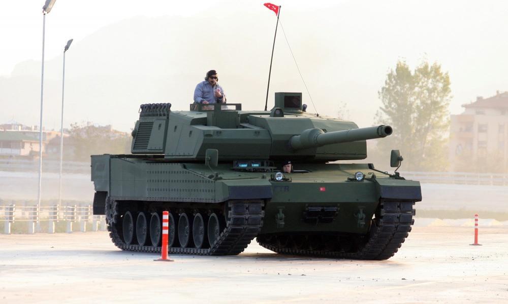 Η Γερμανία εξοπλίζει την Τουρκία κατά της Ελλάδας