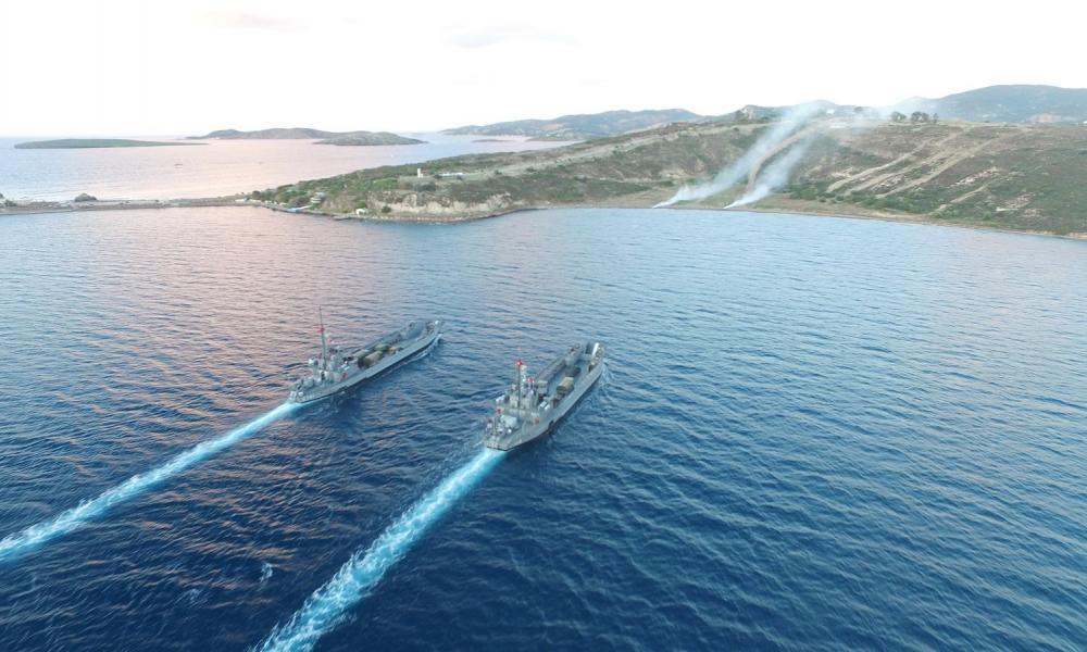 Ποιές διερευνητικές; - Σενάρια απόβασης της Τουρκίας σε ελληνικό νησί