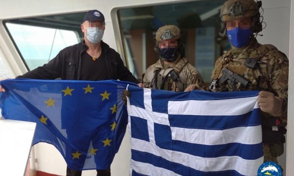 Εντυπωσιασμένοι οι Άραβες με τους Έλληνες κομάντος στη Μεσόγειο - Ευρωπαϊκή δύναμη κατά Τούρκων στη Β. Αφρική