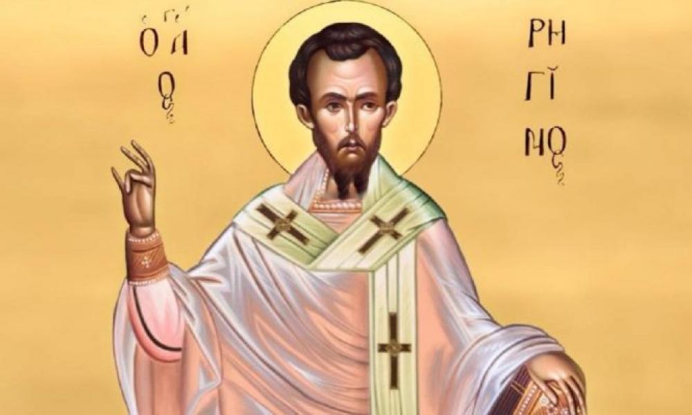 Σήμερα 25 Φεβρουαρίου τιμάται ο Άγιος Ρηγίνος: Ο Ιερομάρτυρας επίσκοπος  Σκοπέλου | Pentapostagma