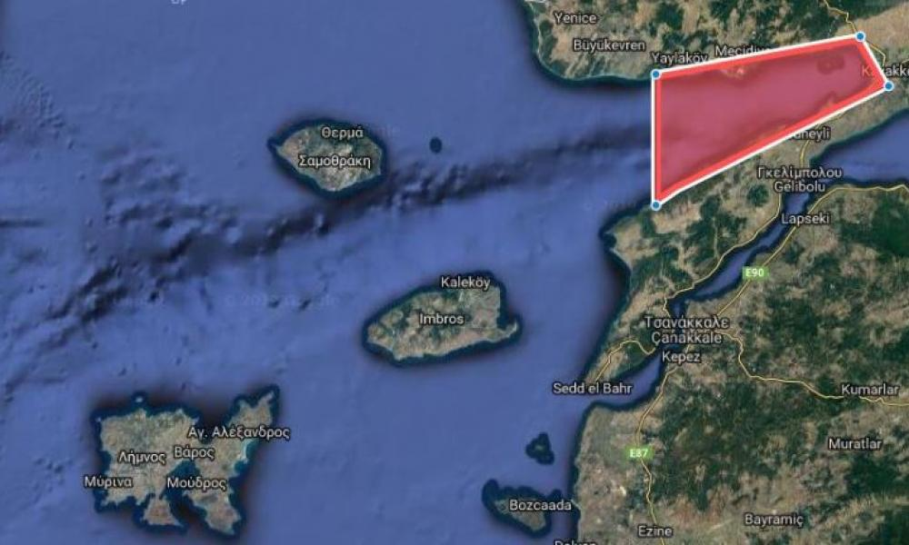 Εκτός ελέγχοι οι Τούρκοι: Εξέδωσαν νέες NAVTEX