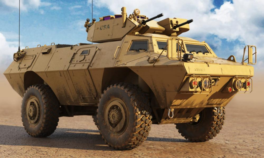 «Αρματώνονται» ο Έβρος και νησιά: 900 «Μ1117 Guardian» θωρακισμένα οχήματα