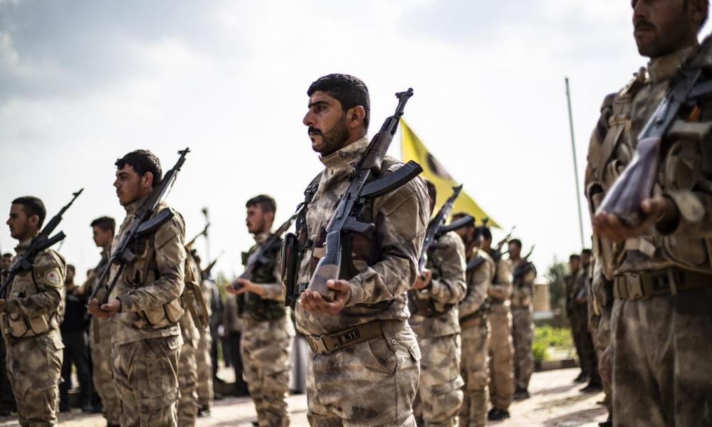 'Ηλεκτροσόκ'' στην Τουρκία: Οι Κούρδοι ξεκίνησαν τις διαδικασίες για ανεξάρτητο κράτος