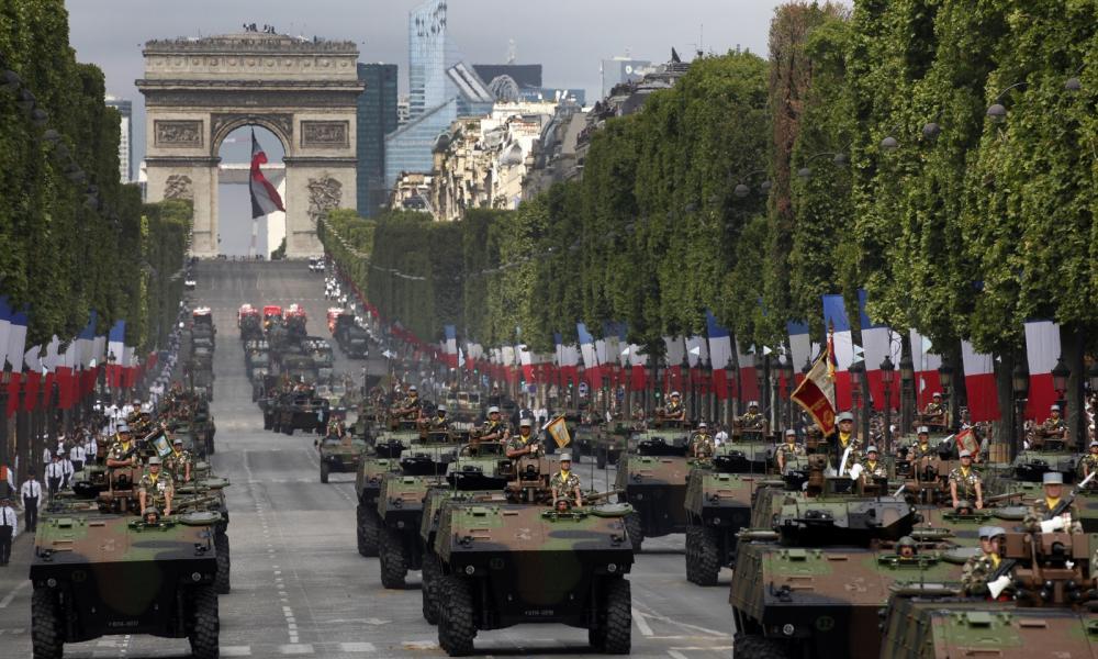 Γάλλοι Στρατηγοί: ''Ήρθαμε για να μείνουμε''!