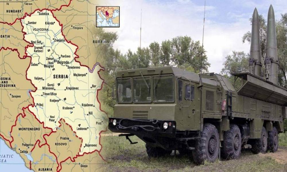 Μόσχα: ''Δεν θα επιτρέψουμε παρέμβαση του ΝΑΤΟ στη Σερβία''