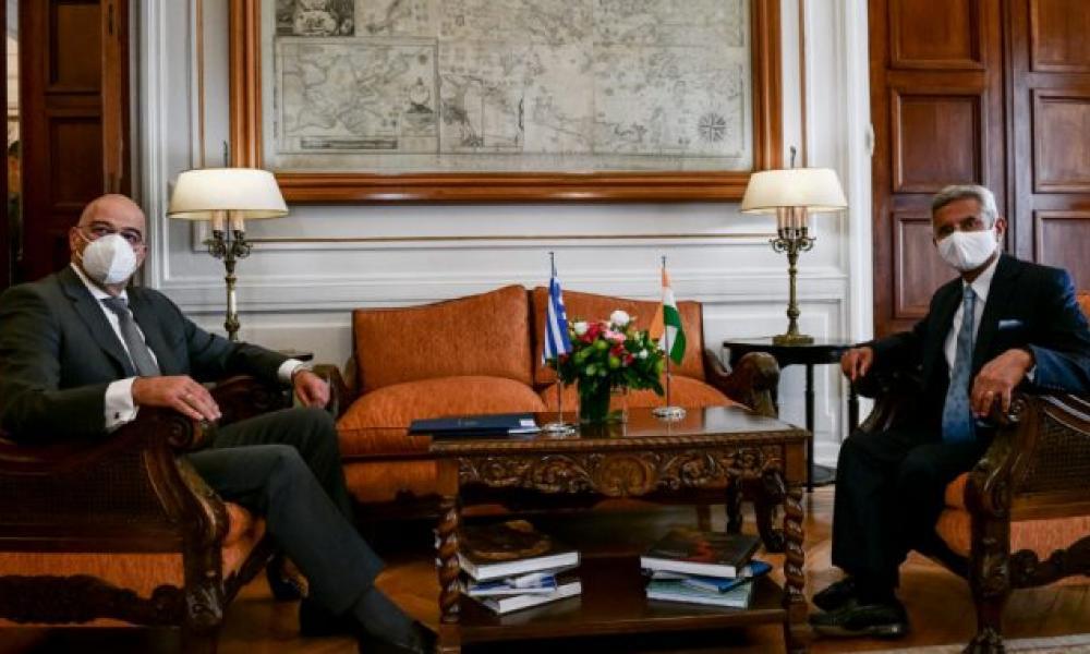 Ενισχύεται ο άξονας Αθήνας-Ν.Δελχί - Η Ινδία στο πλευρό της Κύπρου ενάντια στην Τουρκική προκλητικότητα