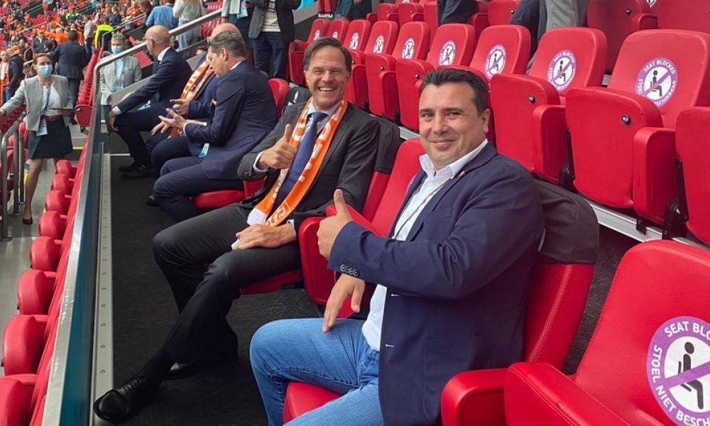 """ΑΚΥΡΗ η Συμφωνία των Πρεσπών – Συνεχίζει το """"παιχνίδι"""" των προκλήσεων ο Ζάεφ: «Η ποδοσφαιρική ομάδα της Μακεδονίας»"""