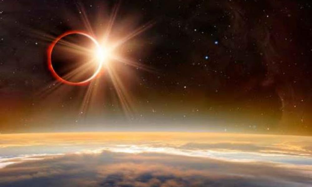 Σήμερα το σπάνιο και συναρπαστικό φαινόμενο της δακτυλιοειδούς ηλιακής έκλειψης