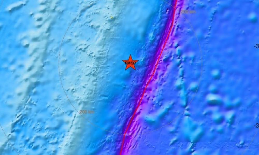Ισχυρή σεισμική δόνηση ταρακούνησε την Νέα Ζηλανδία