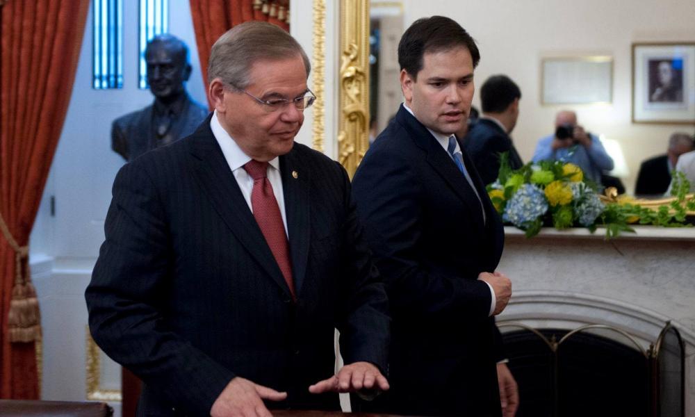 Εσπευσμένα ψηφίζεται από την Γερουσία η νομοθεσία Mενέντεζ για την Ελλάδα