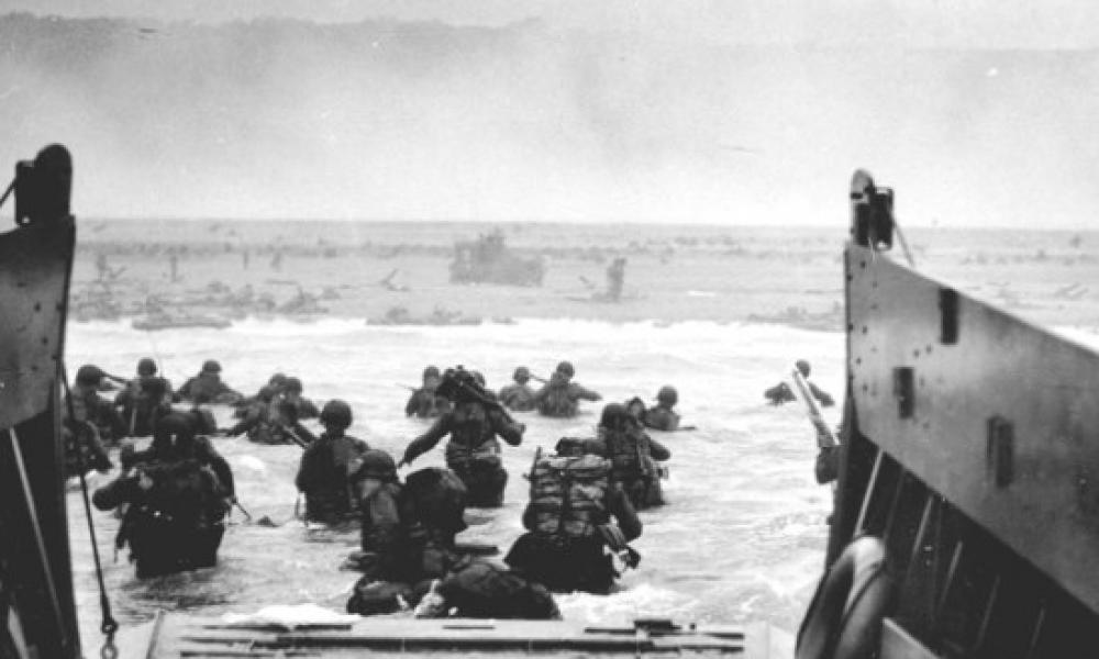 D-Day: Οι Έλληνες ήρωες που πήραν μέρος στην τεράστια επιχείρηση