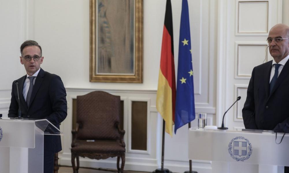 Δένδιας προς Γερμανία: ''Αποζημιώσεις εδώ & τώρα για τα εγκλήματα των Ναζί''!