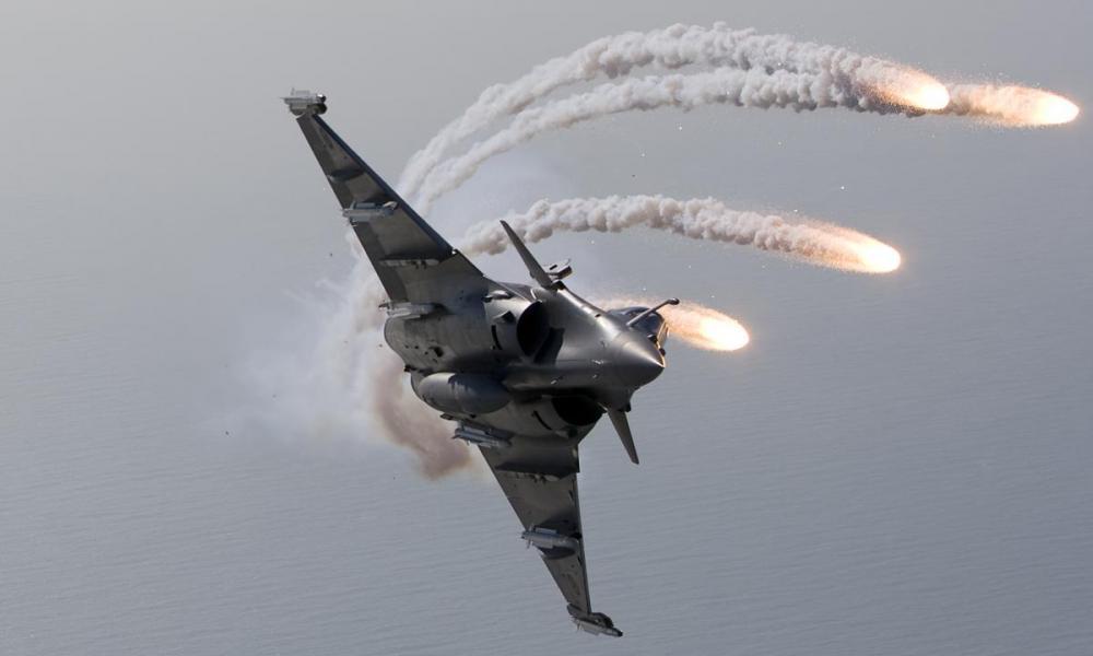 Κατατρόπωση των τουρκικών F-16 από τα Rafale σε «εικονική αερομαχία»