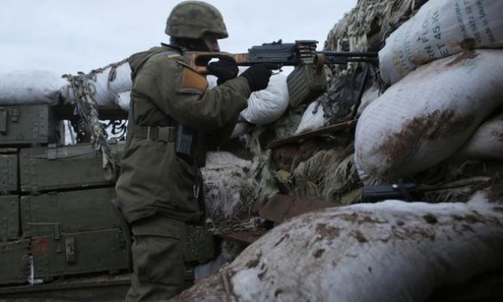 Πολεμική κινητικότητα: Το ΝΑΤΟ μετέφερε στρατιωτικές μονάδες στο Ντονμπάς στην Ουκρανία