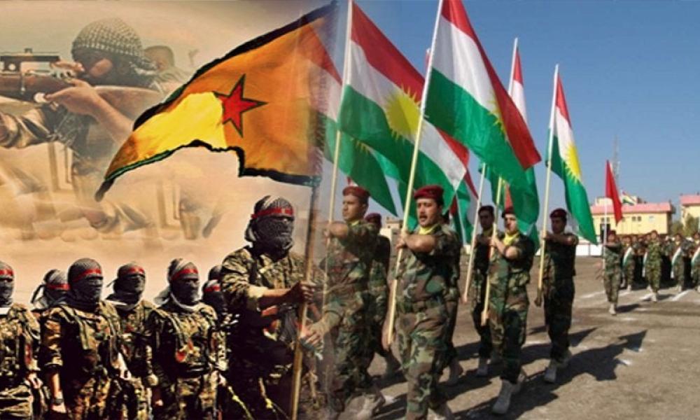 Οι Τούρκοι ''βλέπουν'' διάσπαση: ''Οι ΗΠΑ θα αναγνωρίσουν το Κουρδιστάν''