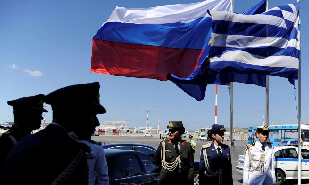 """Νέα εμπόδια στις ελληνορωσικές σχέσεις: Στην """"Πλατφόρμα της Κριμαίας"""" η Ελλάδα"""
